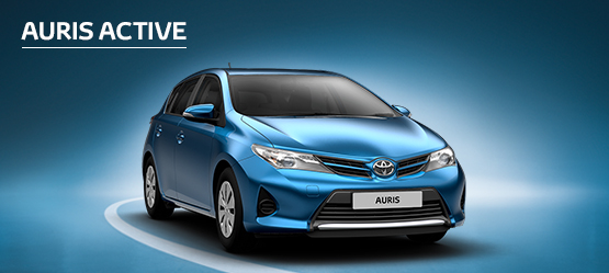 £950 Customer Saving available on Auris Active (exc HSD)