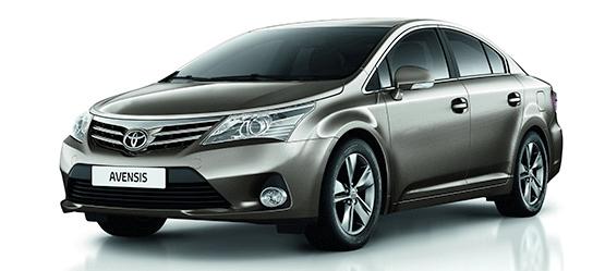 Avensis modellek kedvezményes ajánlatai