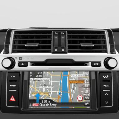 Toyota Touch® 2 med Navi
