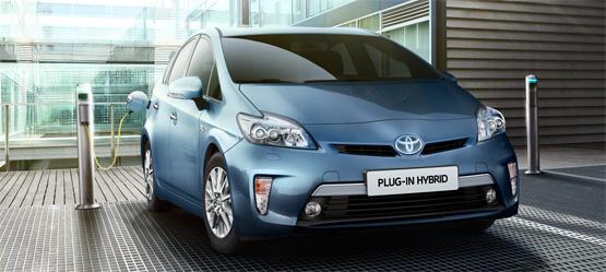 Prius Plug-in Hybrid Euro-Bonus