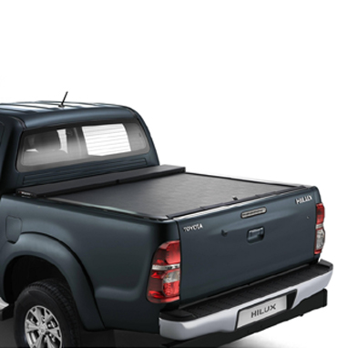 Roll n Lock tonneau cover - not compatible with hi-over bars