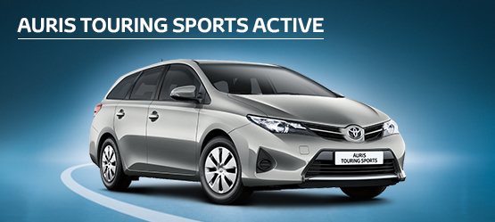 £950 Customer Saving available on Auris TS Active (exc HSD)
