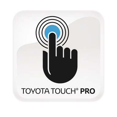 Toyota Touch & GO PRO HDD