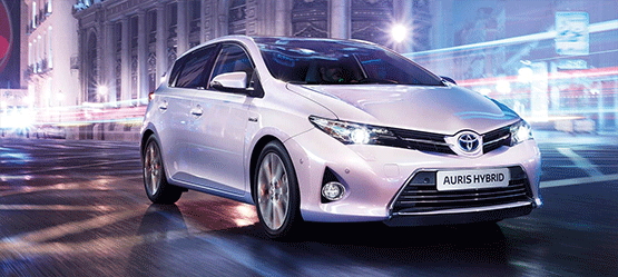 Auris Hybrid Lease Plus