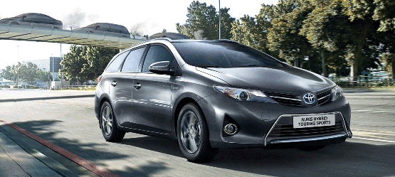 Auris TS Hybrid Lease Plus Top 5 editie