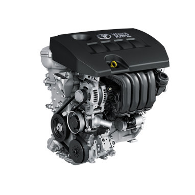 1,6-l-Valvematic 97kW (132 PS)