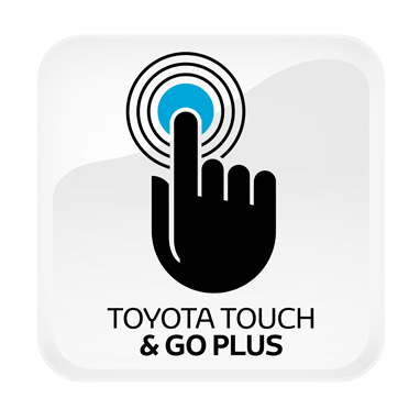 Toyota Touch & Go Plus