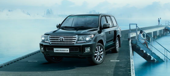 Land Cruiser V8 Euro-Bonus