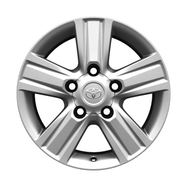 "18"" alloy wheels (5-spoke)"