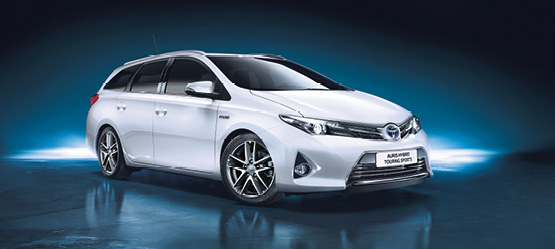 Auris Touring Sports Trend