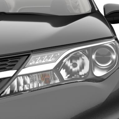 Daytime running lights (LED type)