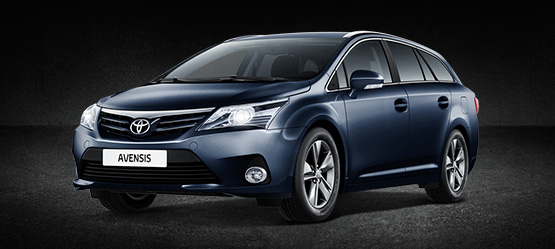 Avensis Edition Feel