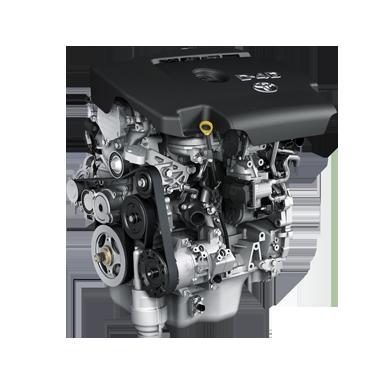 2.0 Diesel (D-4D)