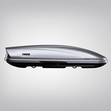 <p>Thule ski boxes have been custom designed to exactly the right length, shape and capacity for securely carrying all your winter sports accessories. <br /><br />Features <br />*Open from both sides for easy loading and unloading. <br />*High security multi-point central locking system. <br />*Grip friendly key cannot be removed until all the locking points are closed. <br />*Fits Toyota cross bars. <br />*Internal straps for securing the box contents. <br />*Made of colour-fast UV resistant ABS plastic.<br />*Dimensions: 205 cm L x 84 cm W x 45 cm H <br />*Internal volume: 460 litres <br />*Holds: 5-7 pairs of skis, 4-5 snowboards <br />*Weight: 21 kg&nbsp;</p>