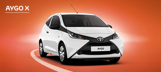£700 Customer Saving available on AYGO x