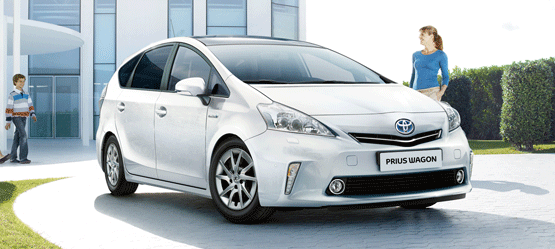 Prius Wagon Aspiration Limited