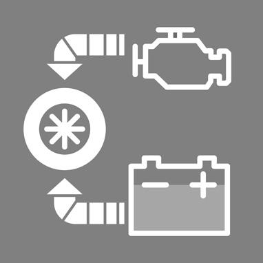 Hybrid System Indicator