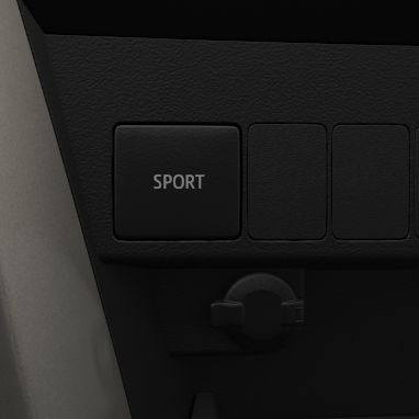 SPORT mode button