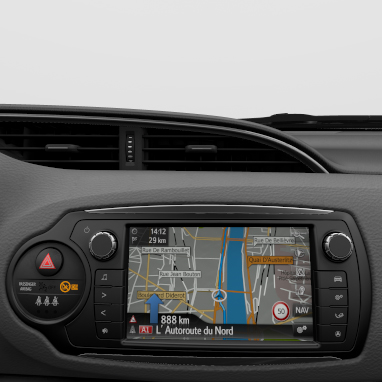 Navigatore satellitare Toyota Touch 2 with GO