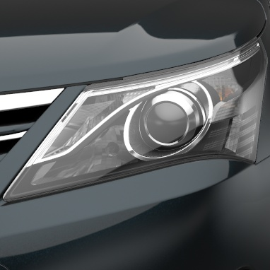 Daytime running lights (bulb type)