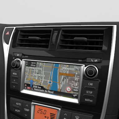 Multimedia-Audiosystem Toyota Touch 2 & Go