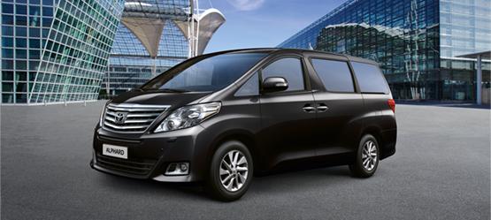Toyota Alphard – выгода 150 000 руб.