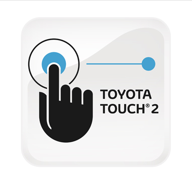 Toyota Touch 2 multimediasystem