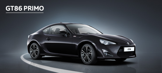 £505 Customer Saving available on GT86 Primo
