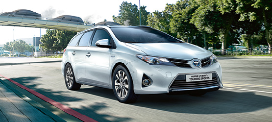 Auris Touring Sports Euro-Bonus