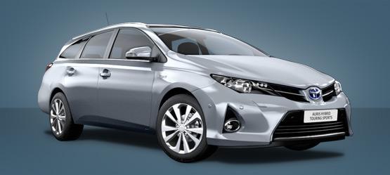 Auris Hybrid Touring Sports