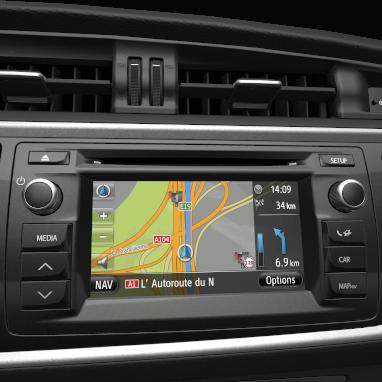 Navigationssystem Touch&Go