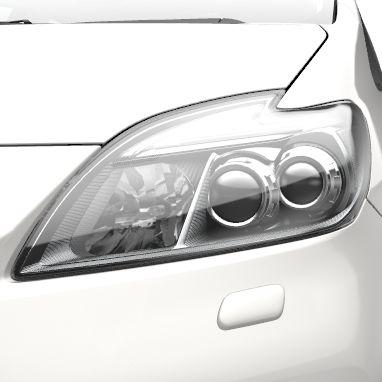 Faróis dianteiros LED